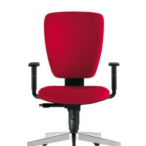descrizione poltrona sedia operativa ergonomica