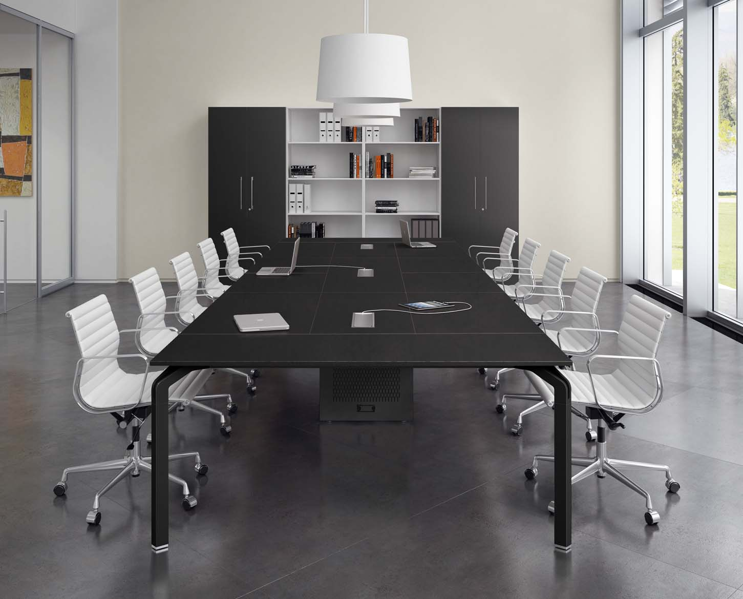 Tavolo Riunioni Prezzo.Yoga R 240x124cm 645 00 Iva Office More