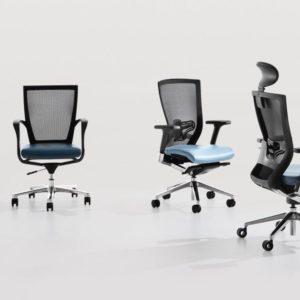 X-CHAIR poltrona ergonomica per ufficio