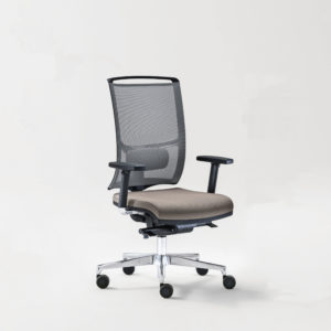 poltrona operativa ergonomica per ufficio