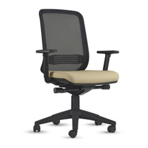 poltrona operativa per ufficio ergonomica