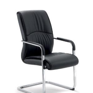 sedia per sala riunioni attesa visitatori