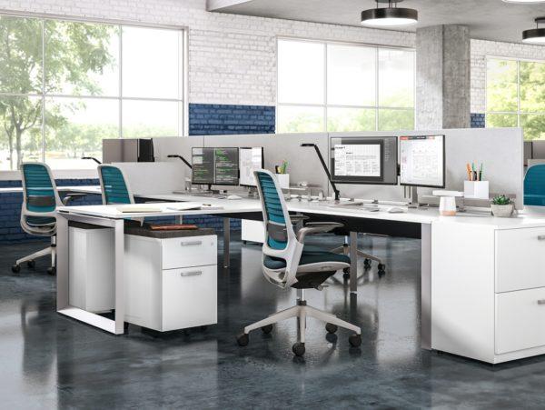 poltrona operativa ergonomica steelcase series 0ne 1