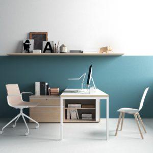 AGILE scrivania in legno per ufficio
