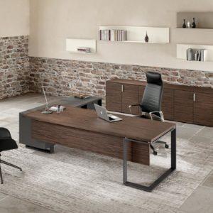 ufficio direzionale in legno
