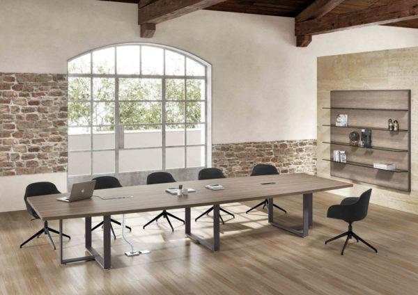 tavolo riunioni meeting per ufficio