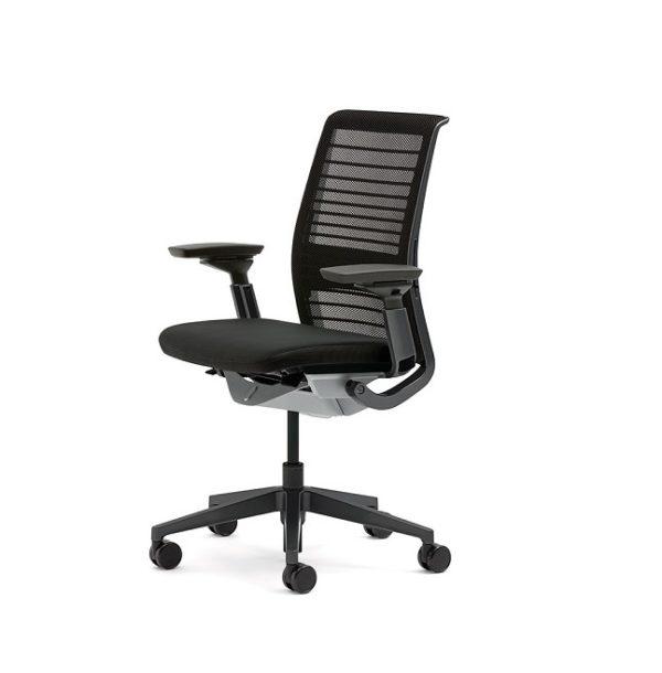 THINK STEELCASE poltrona ergonomica per ufficio e casa